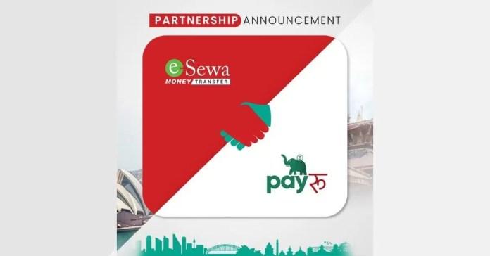 PayRu Remit and eSewa Money Transfer