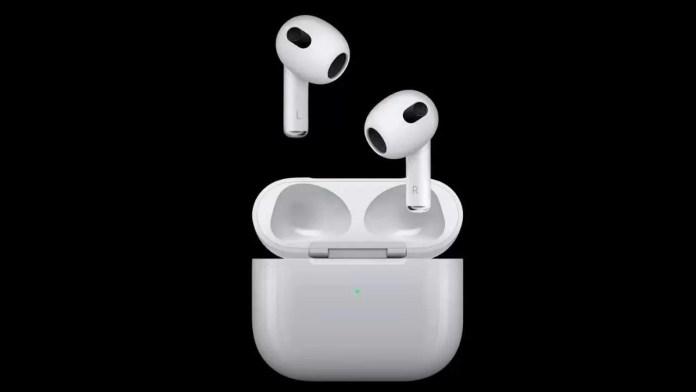 Apple third-generation AirPods