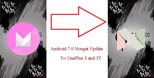android-7-0-nougat-update-to-oneplus-3-and-3t