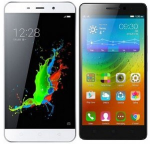Coolpad Note 3 Vs Lenovo K3 Note