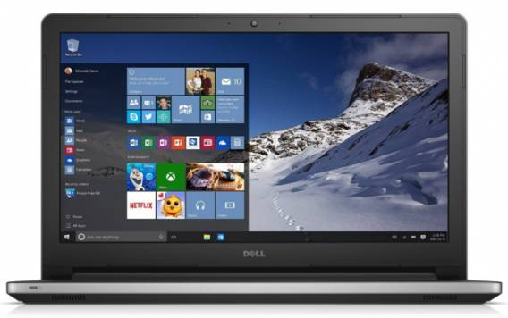 Dell- Inspiron -15- i5558-5718SLV -Signature Edition