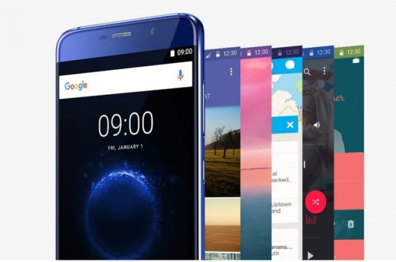 Elephone S7 has Android 6.0 Marshmallow