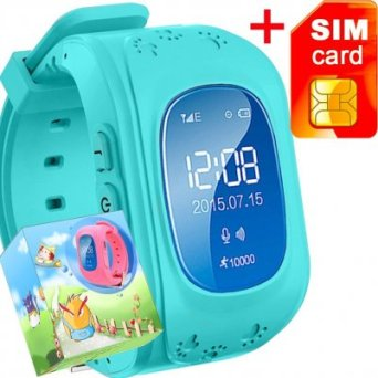 GBD-GPS Tracker Kids Smartwatch
