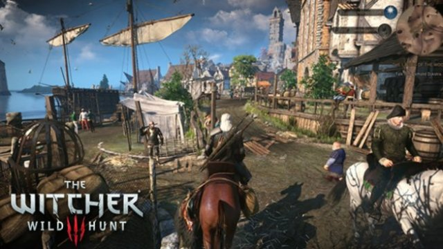 WITCHER III: WILD HUNT