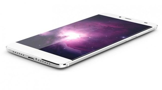 Elephone P9000 Edge Bazel-less phone