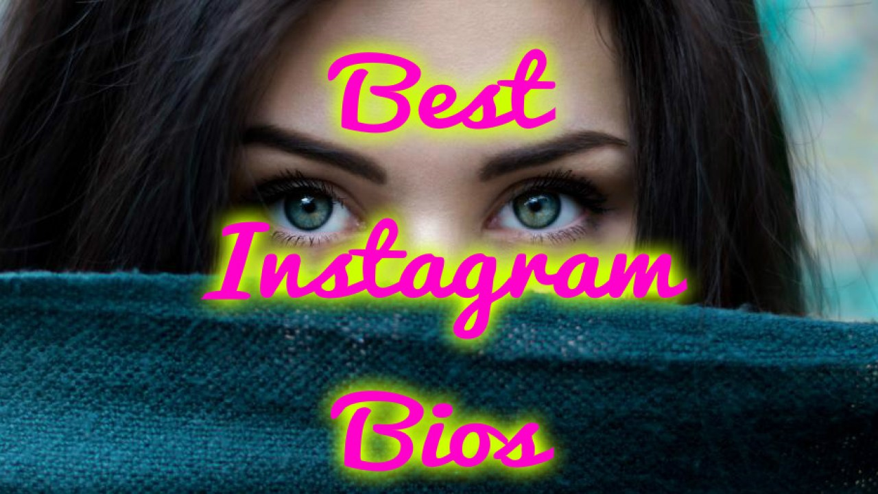 1000+ Instagram Bios To Get Followers: Cute, Creative ...