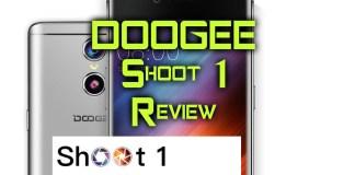 DOOGEE Shoot 1 Review