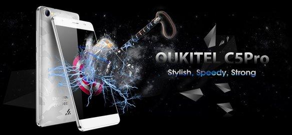 OUKITEL C5 Pro Review