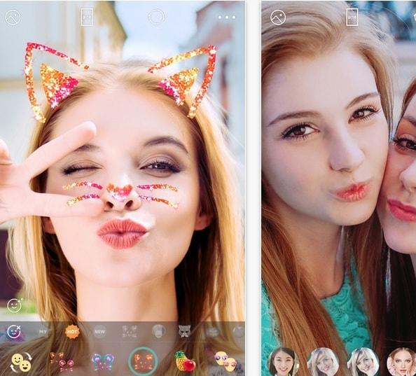 Top 5 Best Camera Apps For iPhone and Android : Edit Your Photos