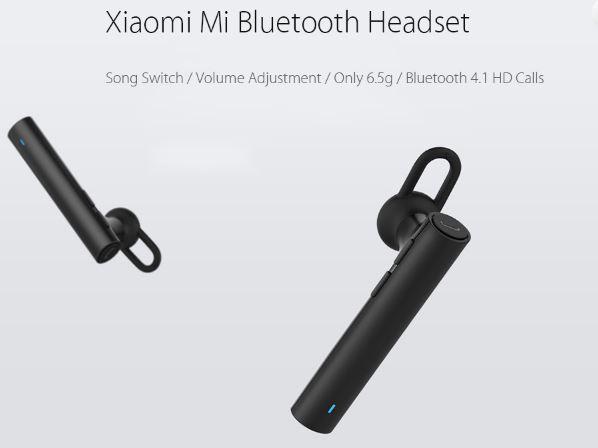 Xiaomi Mi Bluetooth Headset
