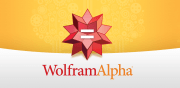 WolframAlpha App for android