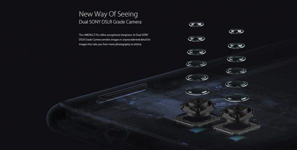 Dual Lense Cameras UMIdigi Z Pro Review