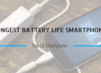 Best smartPhone with longest battery life