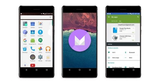 OTA update for Android 7.0 Nougat