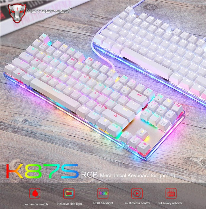 Motospeed K87S Gaming Keyboard