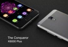 """Oukitel's K6000 Plus Aliased as """"The Conqueror"""""""