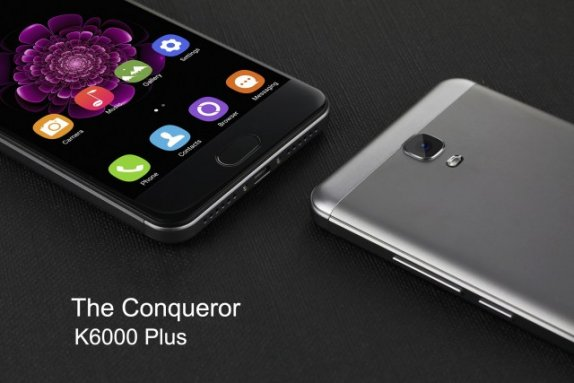 "Oukitel's K6000 Plus Aliased as ""The Conqueror"""