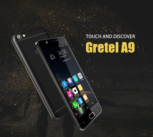 Featuring Gretel A9 4G Smartphone