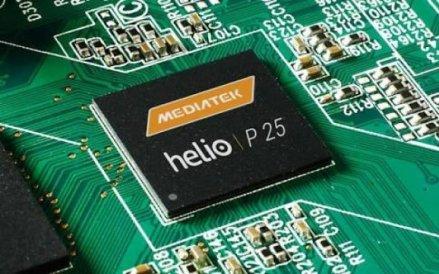 MediaTek Helio P25 (MT6757T) Chipset