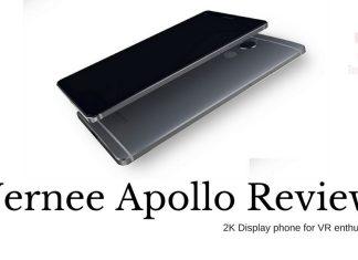 Buy Vernee Apollo 4G Phablet