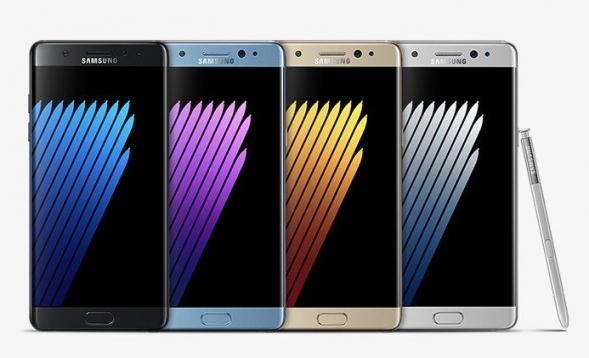 Samsung Note 8 Smartphone
