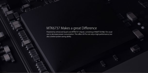 MTK6727 CHIPSET IN Blackview A9 Pro