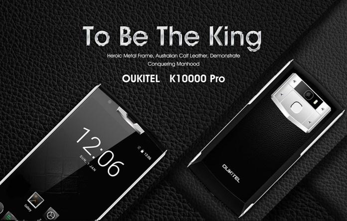 Qukitel K10000 Pro 4G