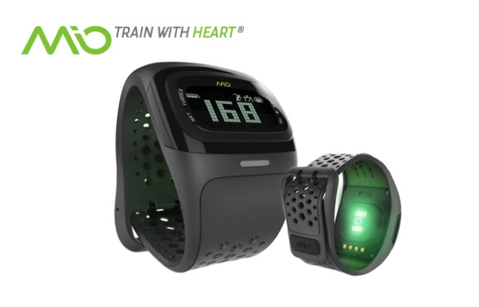 Mio ALPHA 2 Heart Rate Watch