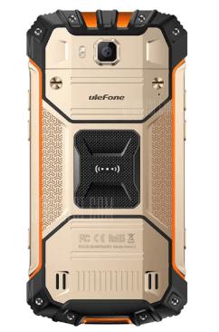 Back Ulefone Armor 2