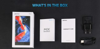 Ulefone Mix Smartphone Review