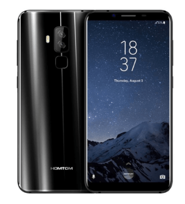 Homtom S8 Smartphone Review