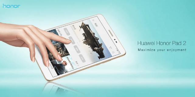 Huawei Honor Pad 2 Review
