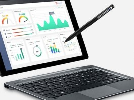 ALLDOCUBE / Cube KNote 2 in 1 Tablet PC