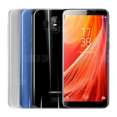 HOMTOM S7 in Three Colors