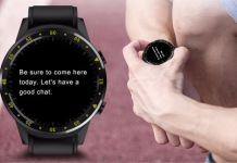 TenFifteen F1 Sports Smartwatch
