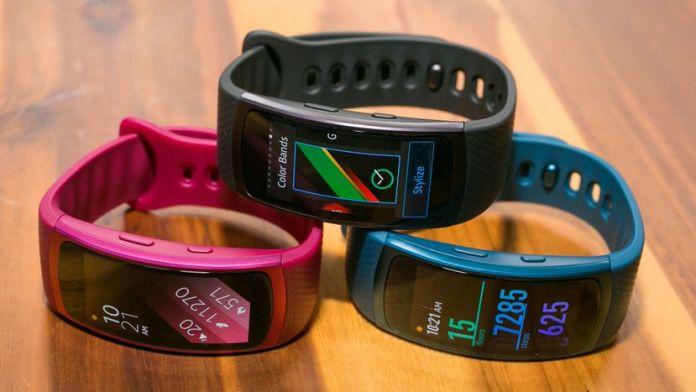 Samsung Gear Fit2 Smartwatch