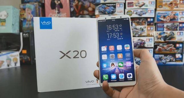 Vivo X20 review