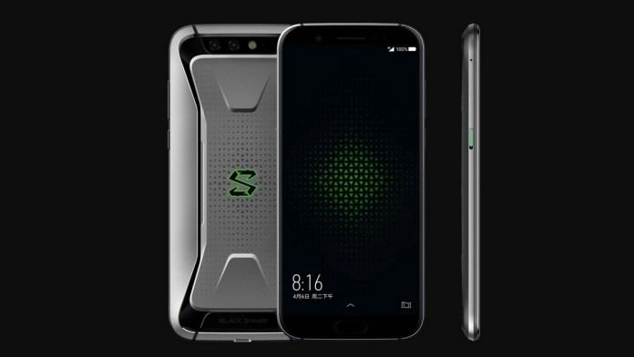 Xiaomi Black Shark Design