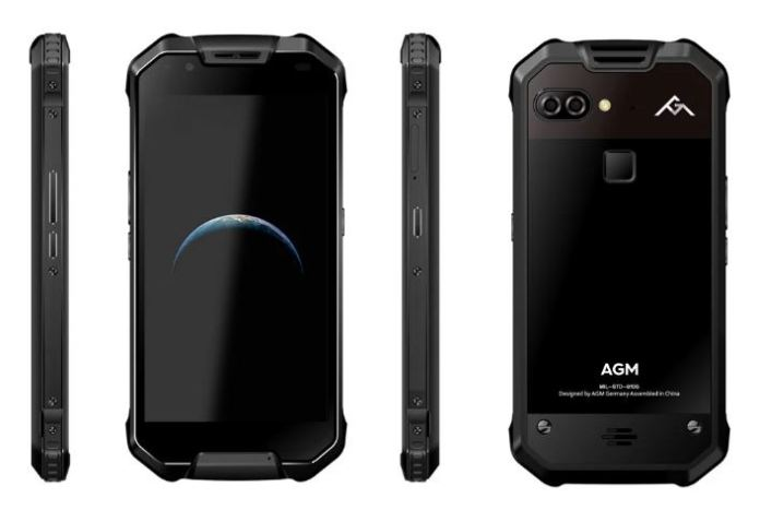 AGM X2 SE review