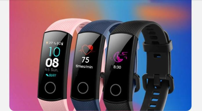 Honor band 4 Review