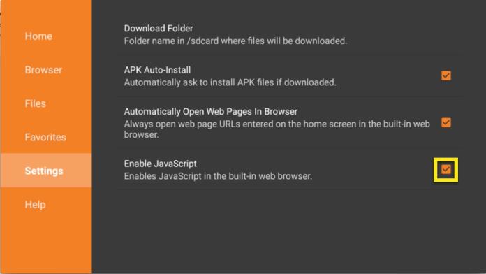 Live NetTv apk for Firestick