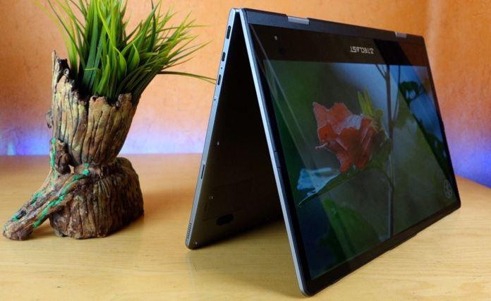 Teclast F5 Laptop 360 degree