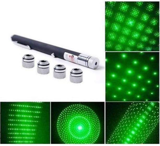 green laser Light Portable Flashlight