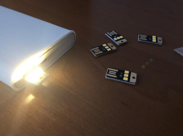 USB LED Mini Flashlight
