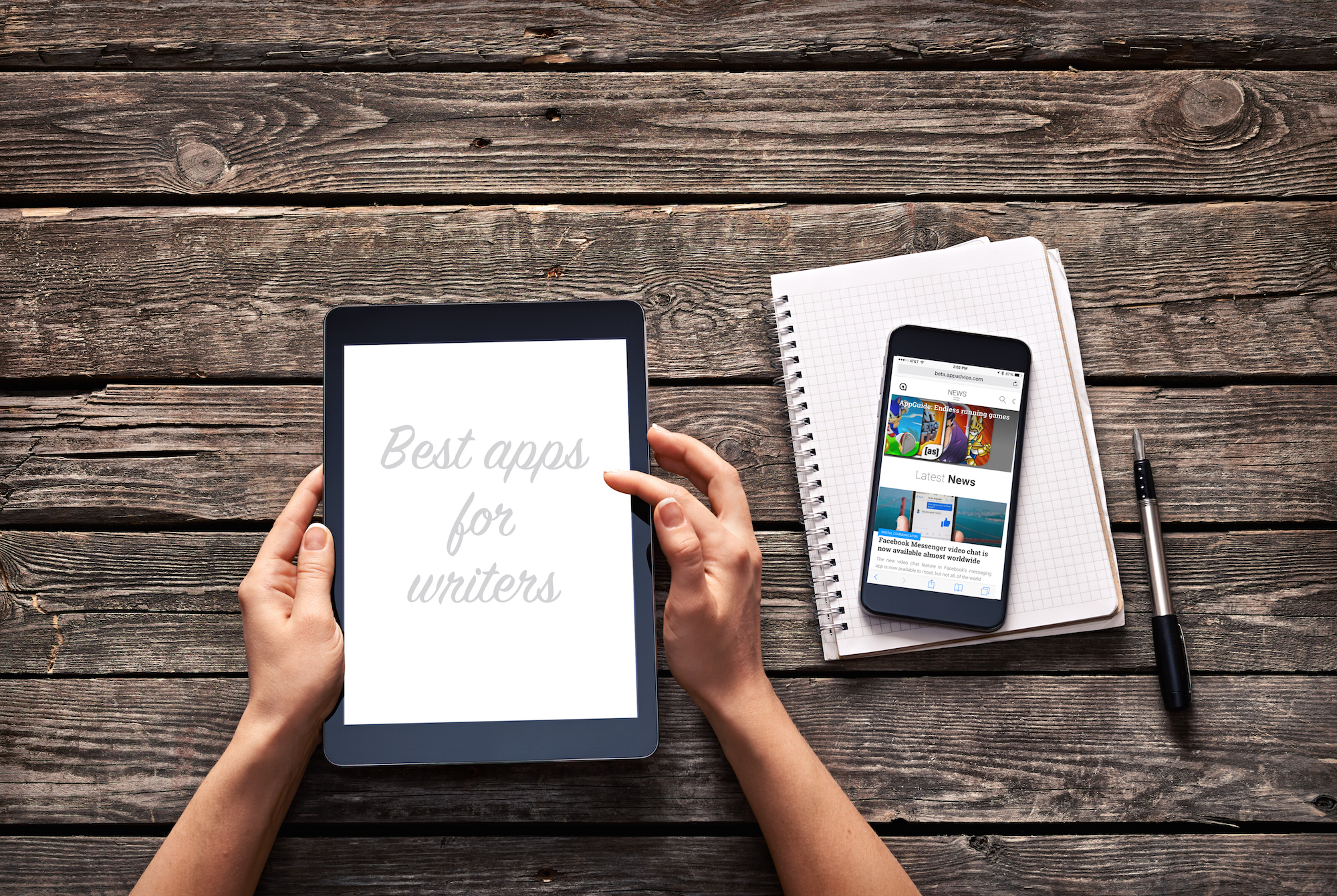 Best Writing Apps For Writers For Android (April 2019