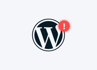 WORDPRESS MISTAKE