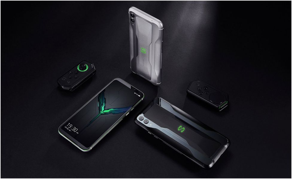 Xiaomi Black Shark 2: Design