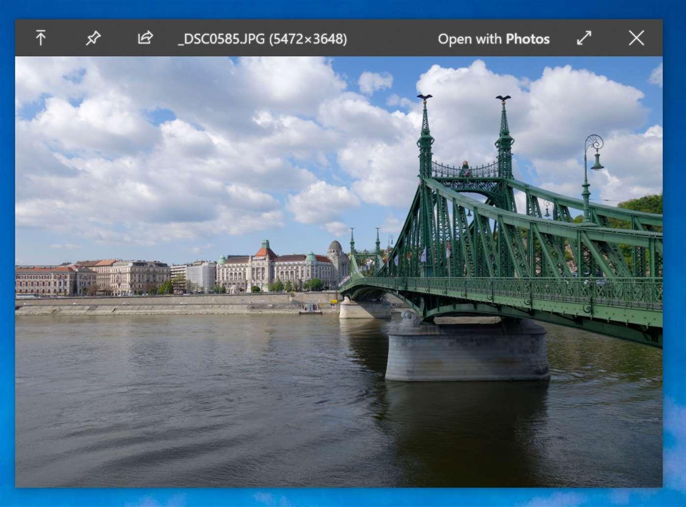 QuickLook Photo Viewer