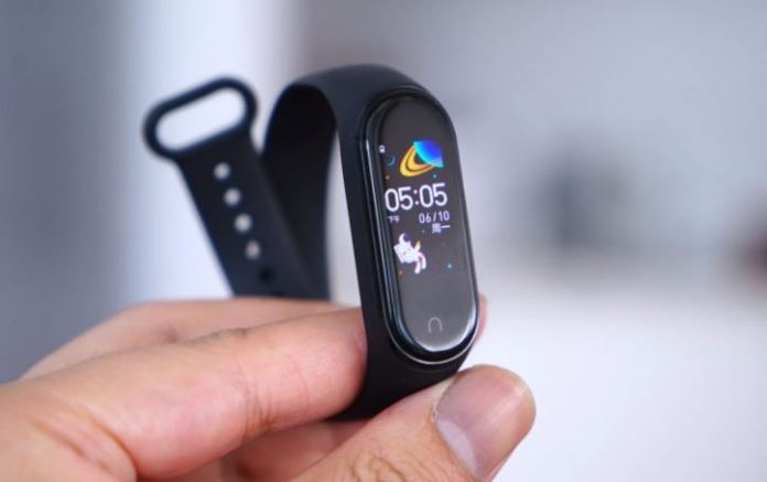 Mi Band 4 Review