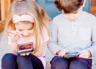 Track Children's iPhone